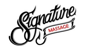 LOGO massage signature